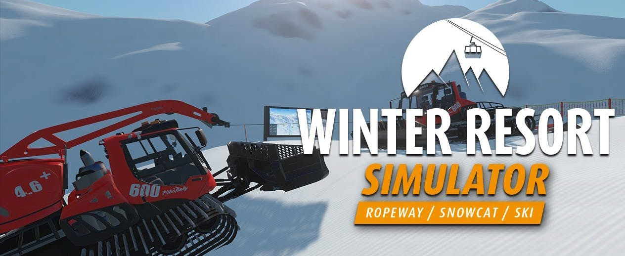 Winter Resort Simulator - Are you ready for the winter? - image