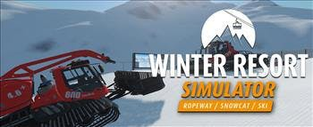 Winter Resort Simulator - image