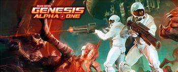 Genesis Alpha One Deluxe Edition - image