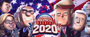 The Political Machine 2020 - image