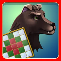 Nonograms: Wolf's Stories - Nonograms: Wolf's Stories is a charming tale combined with fun puzzles. - logo