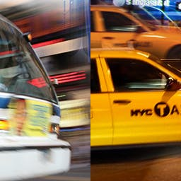 NY Traffic Bundle - This bundle includes New York Bus Simulator and New York Taxi Simulator - logo