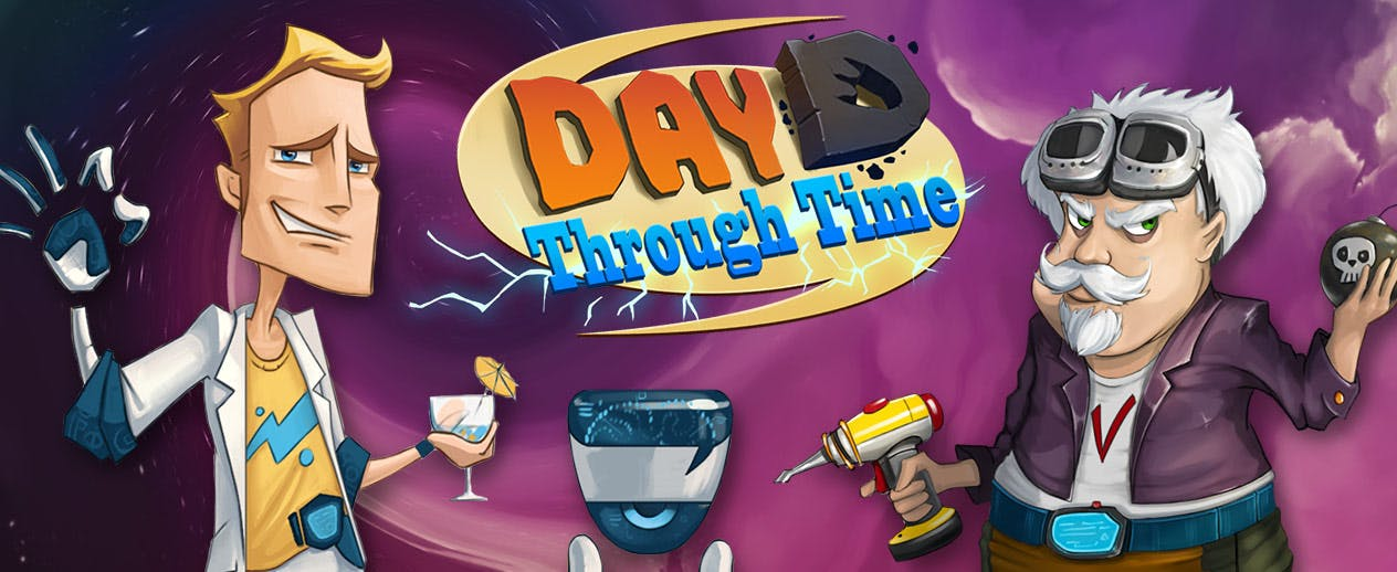 DayD Through Time - Journey to the age of dinos! - image