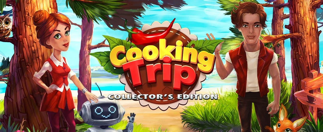 Cooking Trip Collector's Edition -  - image