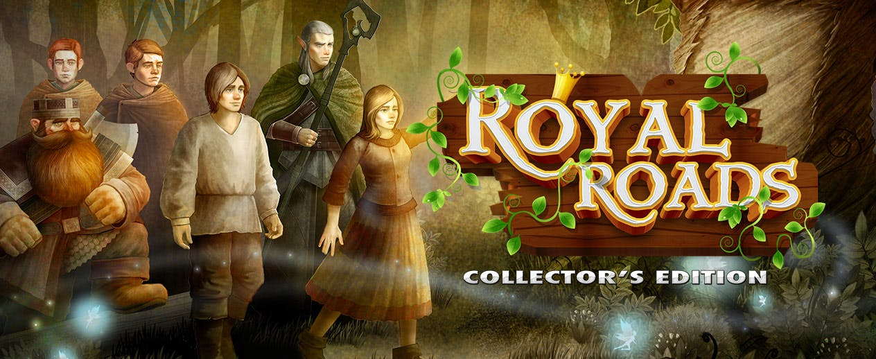 Royal Roads Collector's Edition - Return the missing princess! - image