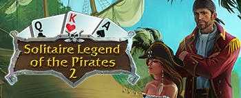Solitaire Legend Of The Pirates 2 - image
