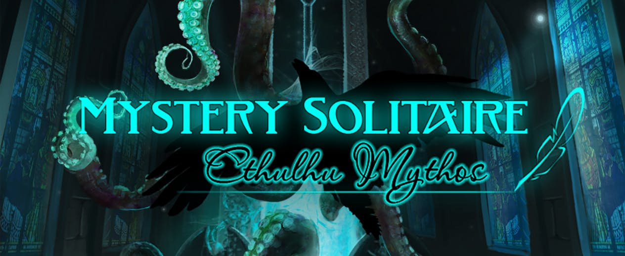 Mystery Solitaire Cthulhu Mythos - Step into the world of Lovecraft