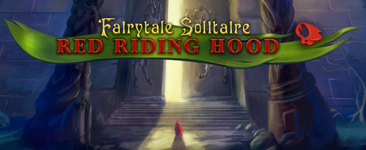 Fairytale Solitaire: Red Riding Hood - Help the children achieve their dream! - image