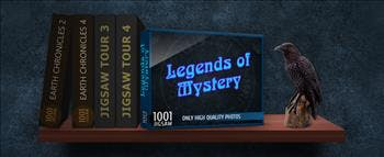 1001 Jigsaw Legends Of Mystery - image