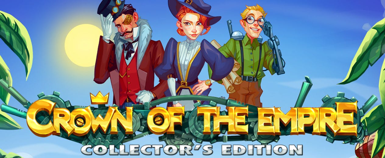 Crown of the Empire Collector's Edition - Help find the stolen crown! - image