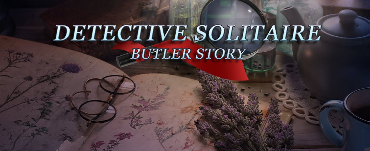 Detective Solitaire: Butler Story - Delve into a detective world! - image