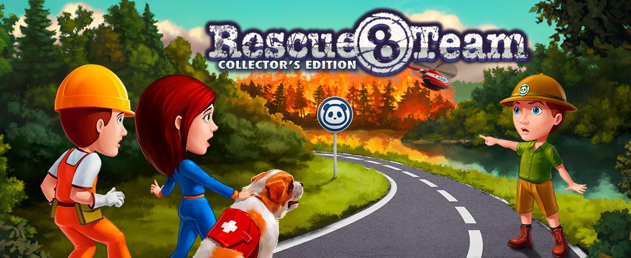 Rescue Team 8 Collector's Edition -  - image