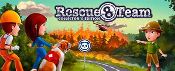Rescue Team 8 Collector's Edition - image