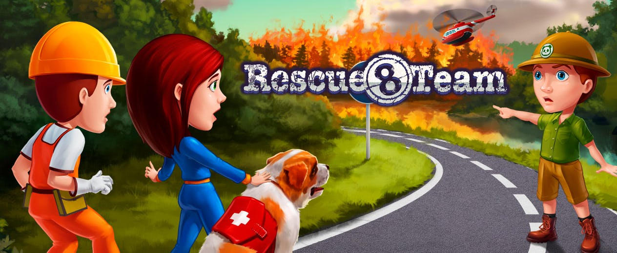 Rescue Team 8 - Lead the way to safety! - image