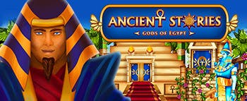 Ancient Stories: Gods of Egypt - image