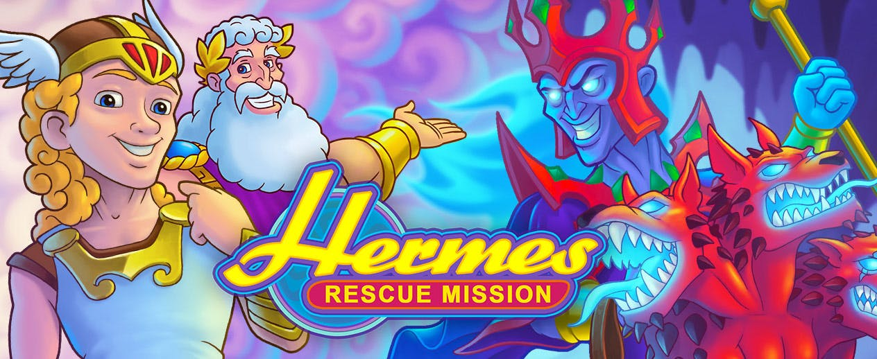 Hermes Rescue Mission - Unleash the power of the gods! - image