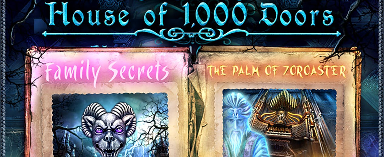 House of 1000 Doors 2 in 1 Bundle - Join Kate on two adventures - image