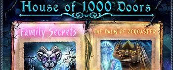 House of 1000 Doors 2 in 1 Bundle - image