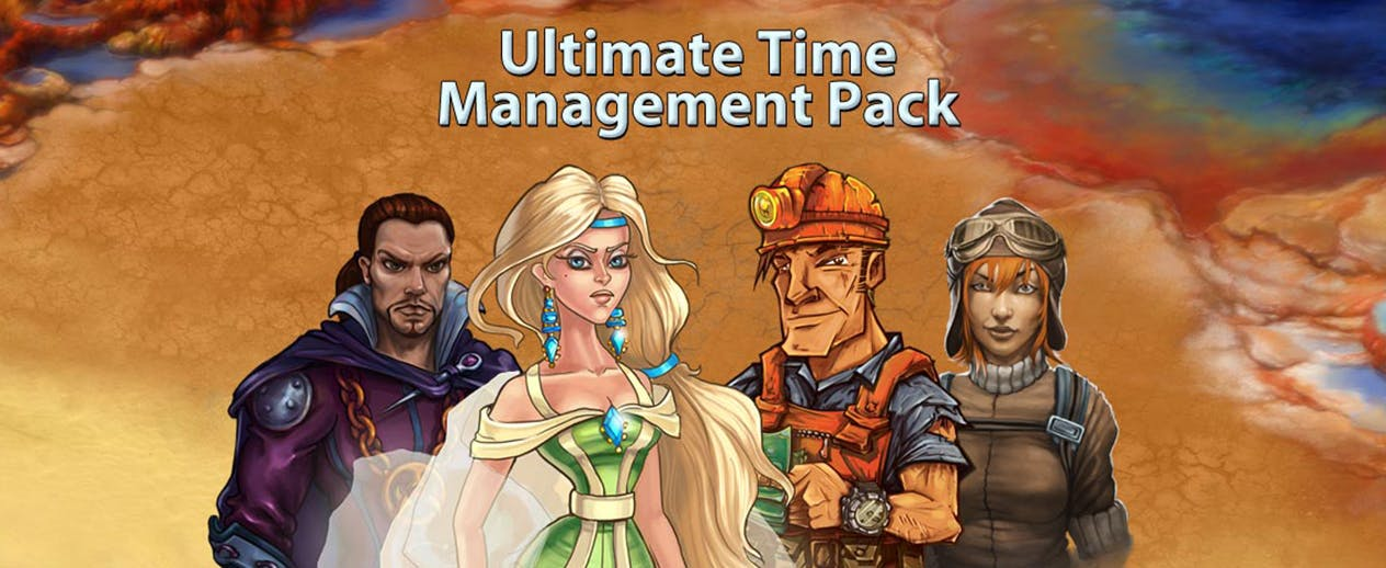 Ultimate Time Management Pack - Can't get enough time management action? - image