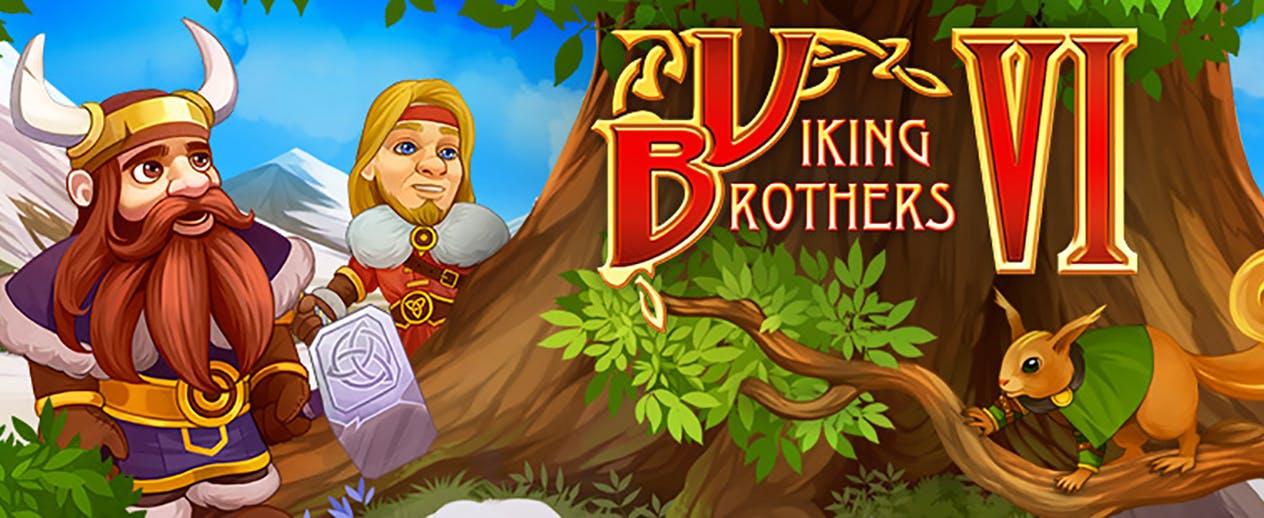 Viking Brothers 6 - Guide the Viking Brothers to victory! - image