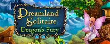 Dreamland Solitaire: Dragon's Fury - image