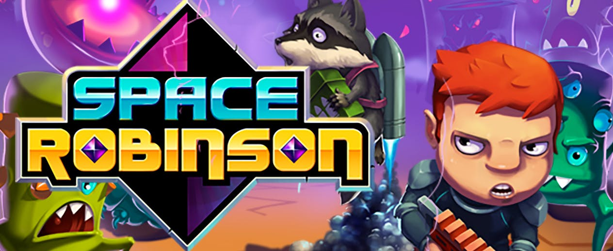 Space Robinson: Hardcore Roguelike Action - You think you are a die-hard? - image