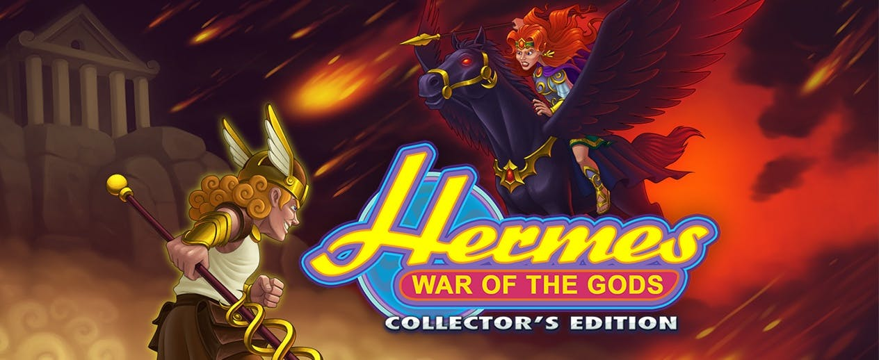 Hermes: War of the Gods - Collector's Edition - Answer the call of Zeus! - image