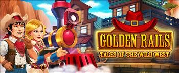 Golden Rails: Tales of the Wild West - image