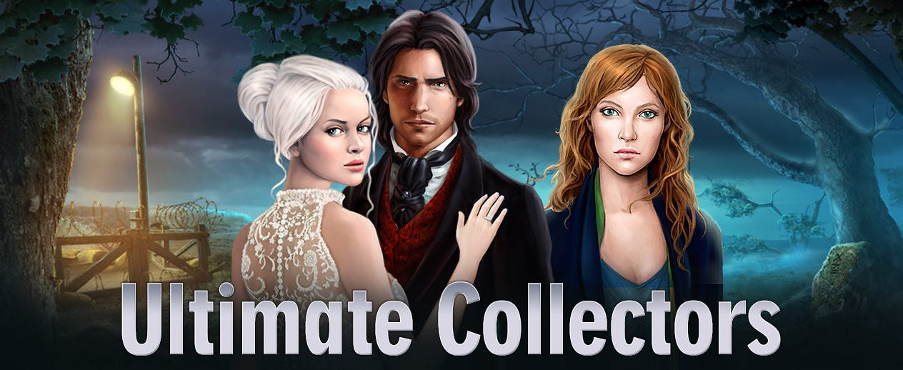 Ultimate Collectors Pack - Solve five mind-bending mysteries! - image