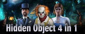 Hidden Object 4-in-1 Bundle - image