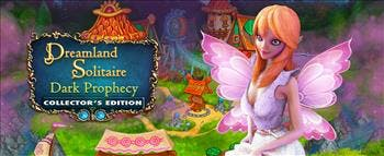 Dreamland Solitaire: Dark Prophecy Collector's Edition - image