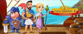 New Yankee 8: Journey of Odysseus - image