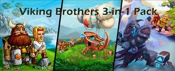 Viking Brothers 3-in-1 Pack - image
