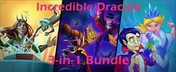 Incredible Dracula 3-in-1 Bundle - image