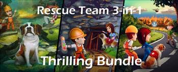 Rescue Team 3-in-1 Thrilling Bundle - image