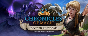 Chronicles of Magic: Divided Kingdoms Special Survey Edition - image