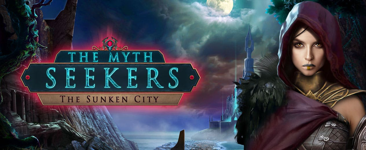 The Myth Seekers 2: The Sunken City Collector's Edition - The agency has been compromised - image