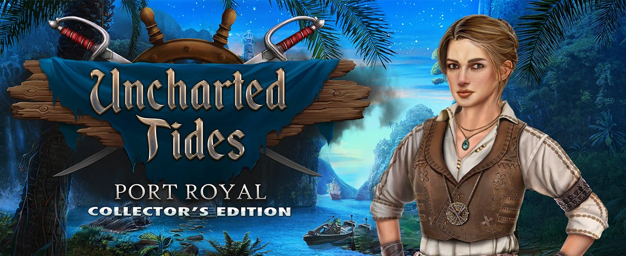Uncharted Tides: Port Royal Collector's Edition - Find the mystical ship and your father! - image