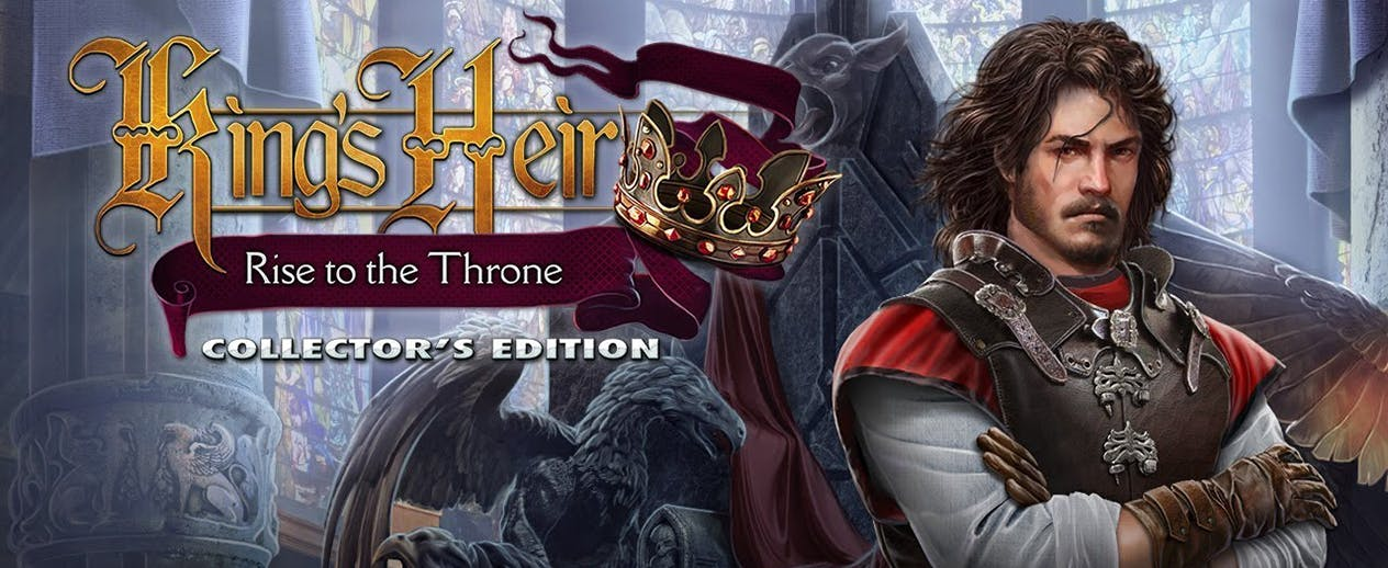 King's Heir: Rise to the Throne Collector's Edition - Help the heir to his throne! - image