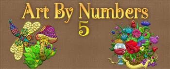 Art By Numbers 5 - image