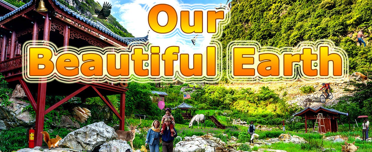 Our Beautiful Earth - Do you love nature? - image