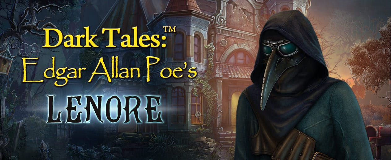 Dark Tales: Edgar Allan Poes Lenore - Beware the Crows League! - image