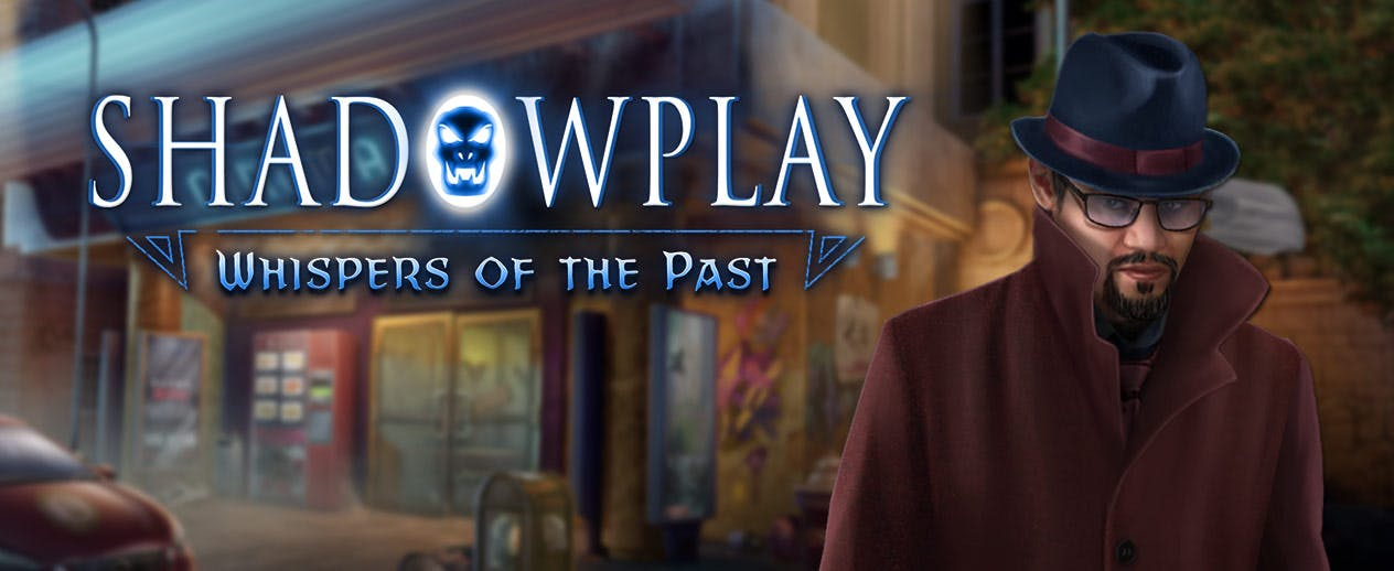 Shadowplay: Whispers of the Past -  - image