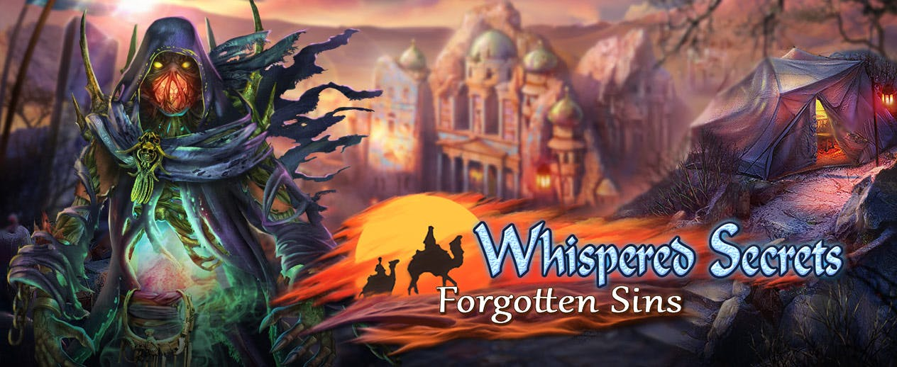 Whispered Secrets: Forgotten Sins -  - image
