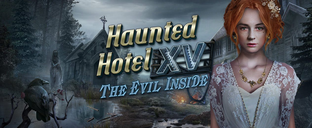 Haunted Hotel XV: The Evil Inside - It was their heart's desire... - image
