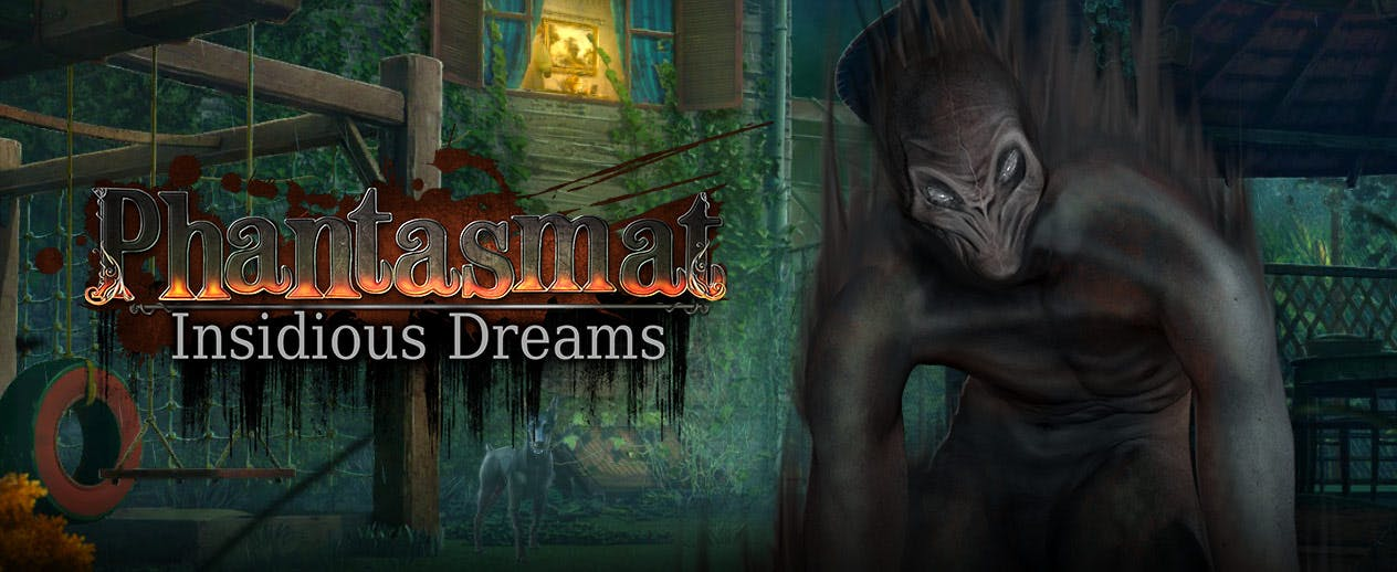 Phantasmat: Insidious Dreams - Memories can be deadly... - image