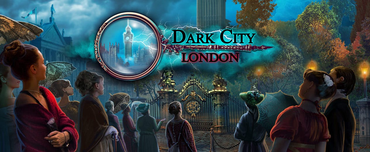 Dark City: London - When the clock strikes... - image