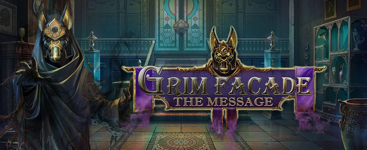 Grim Facade: The Message - The future isn't set in stone... - image