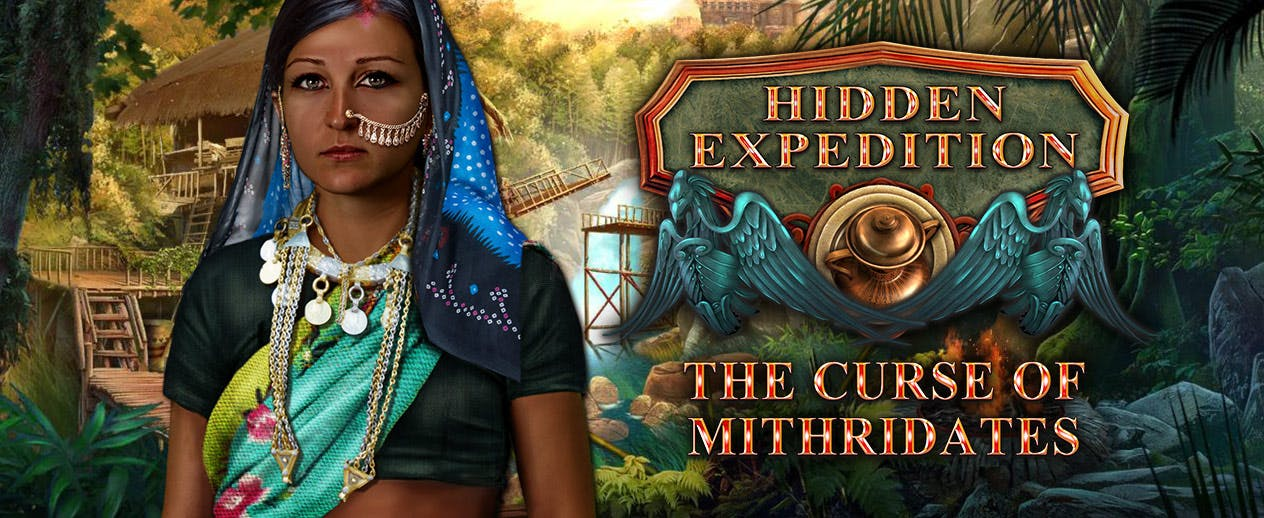 Hidden Expedition: The Curse of Mithridates - Unlock the Poison King's secrets! - image