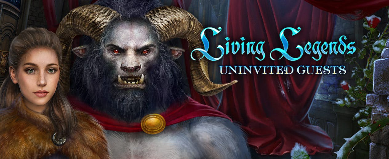 Living Legends: Uninvited Guests - Beware the Beast! - image